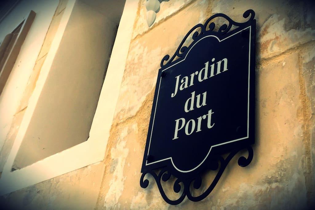 Jardin du Port