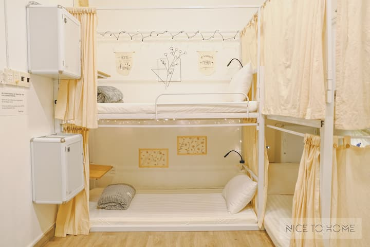 50% OFF ~ Super Cozy Bunk Bed ~D.1 Centre Saigon