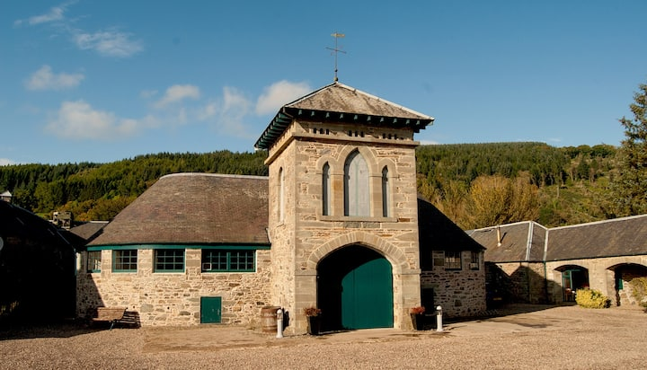 Menzies Steading Self Catering Highland Perthshire