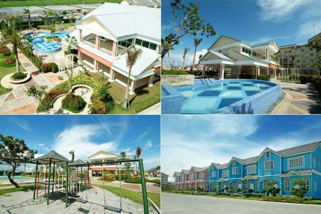 Clubhouse, Swimming pool, Kids playground