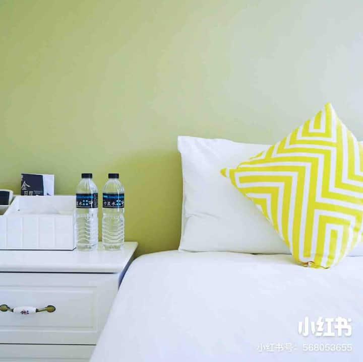 夏之戀金門民宿背包床位房(提供打工换宿)