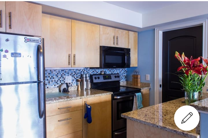 Awesome two bedroom condo in the north end Halifax