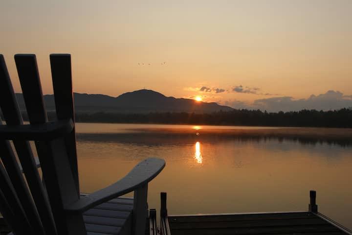 Loft privé au bord du lac - Vue exceptionnelle