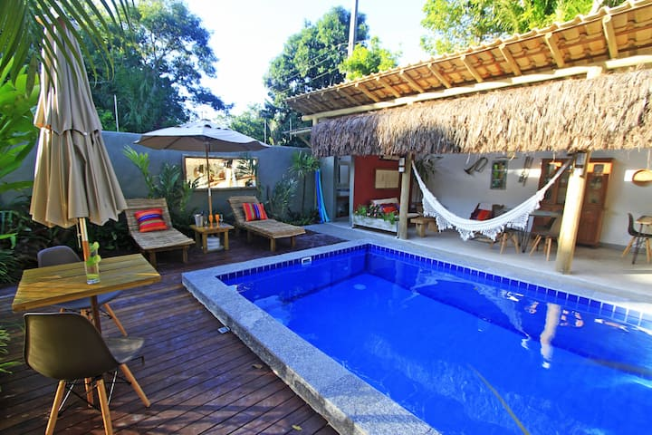 ROMANTIC CHALET IN TRANCOSO - sleeps 3 people