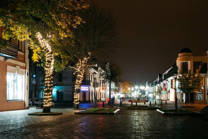 Brest MAIN STREET Home