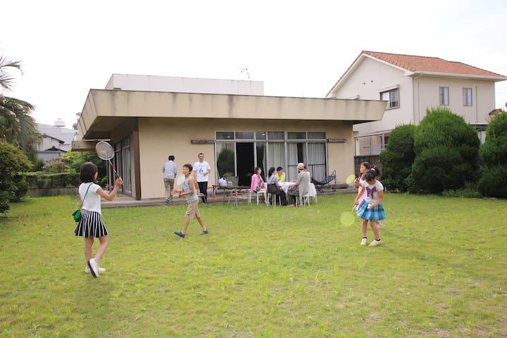 """Timeshare RESORT """"TAIYOSO""""Higashigu ,Fukuoka City!"""