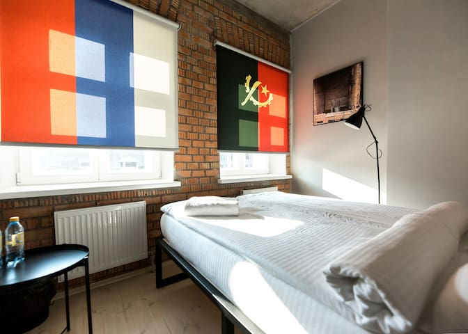 Urban Hostel Economy Double Room