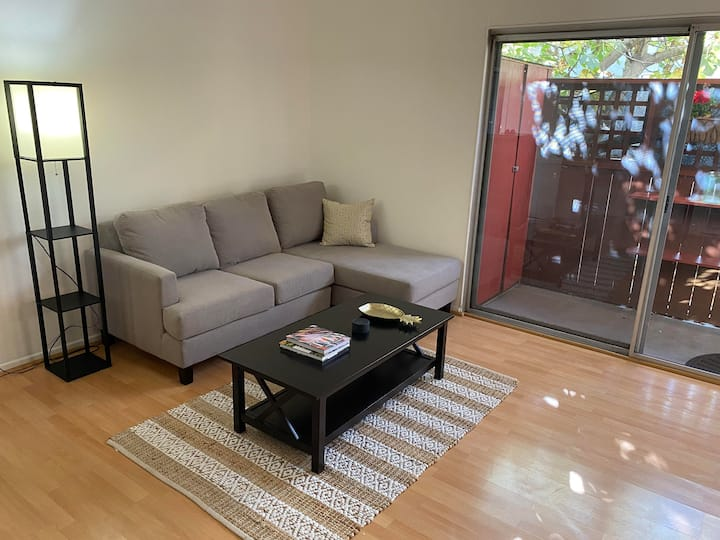 Private 2 Bedrooms and 2 Bathrooms