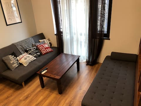 New apartment in Sofia center
