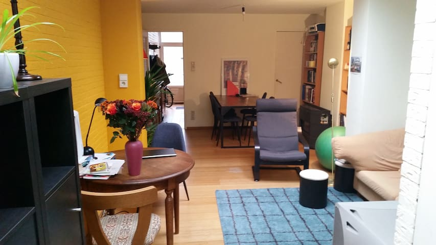 Cosy room, house with garden - Gent - Gent - House