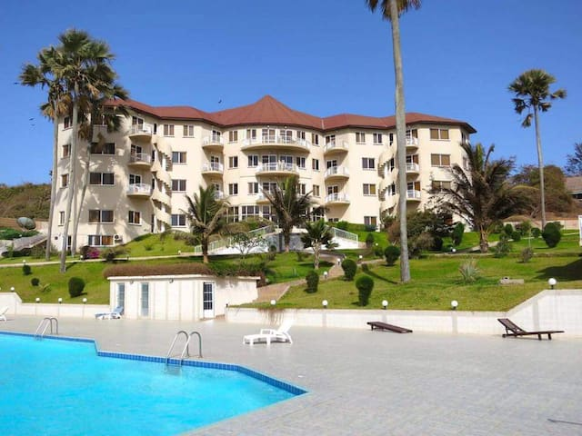 Fajara Ocean View Apartment The Gambia