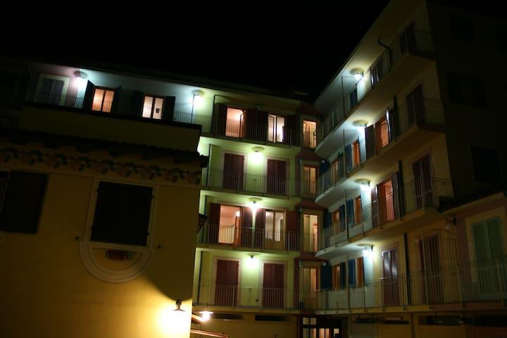 Residence in centro ad Alessandria - Alessandria - Lägenhet