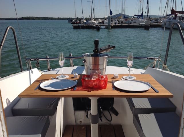 Joli voilier avec vue imprenable - Nonsard-Lamarche - Boat