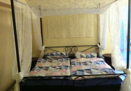 Gemütliches orientalisches Zimmer im Haus für 1-4 - Leimen - Andet