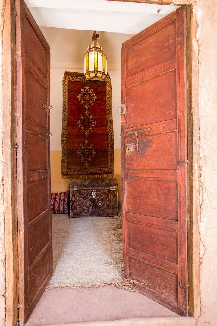 Kasbah Des Caids, Tamnougalt Chez Hassan