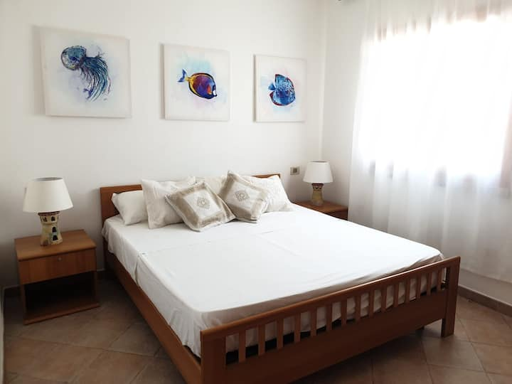 comfortable appartment close to the beach
