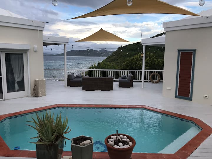 Beach Front Exec Bedroom StThomas USVI Redhook