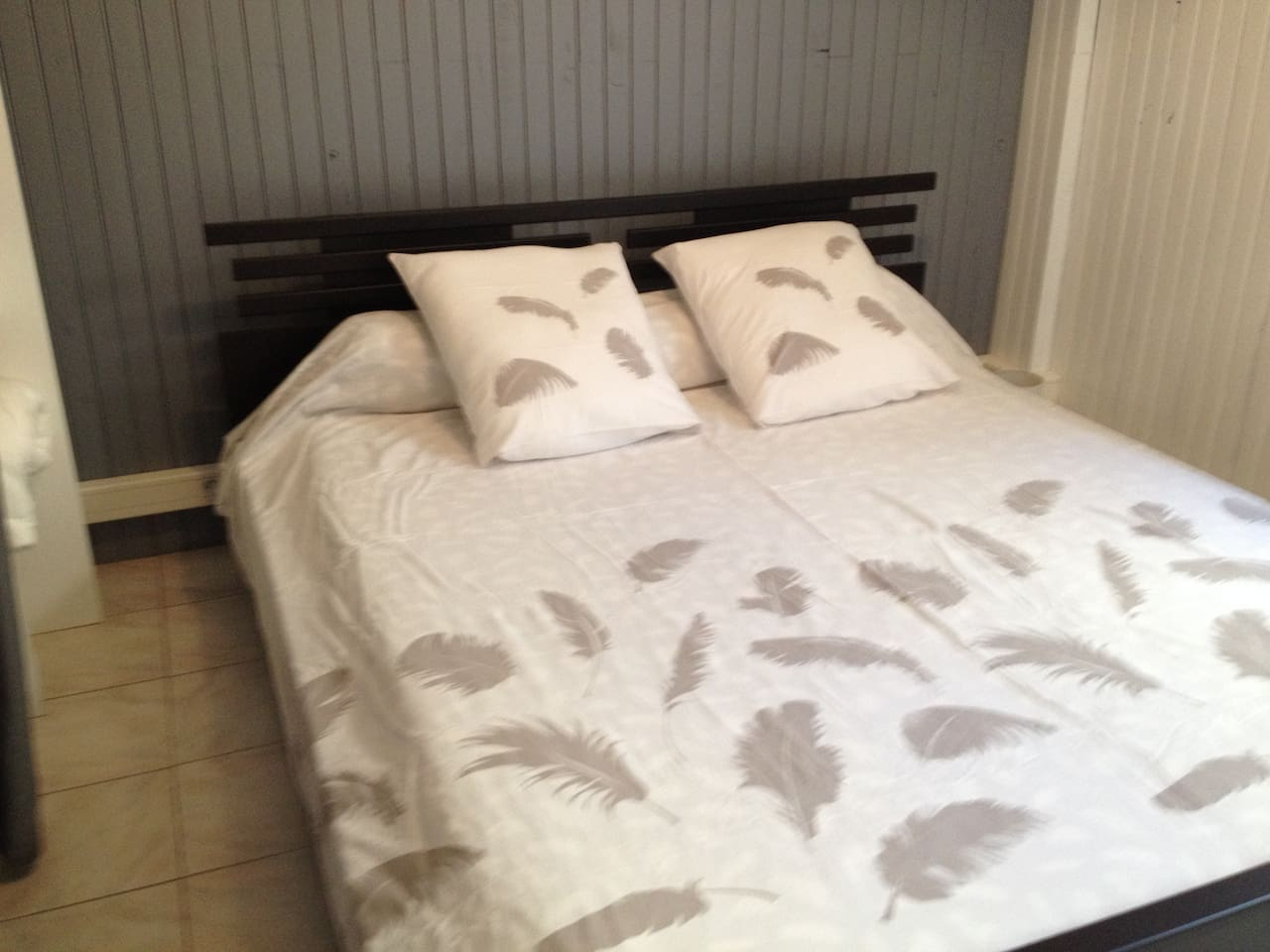 Chambre Appartement 5