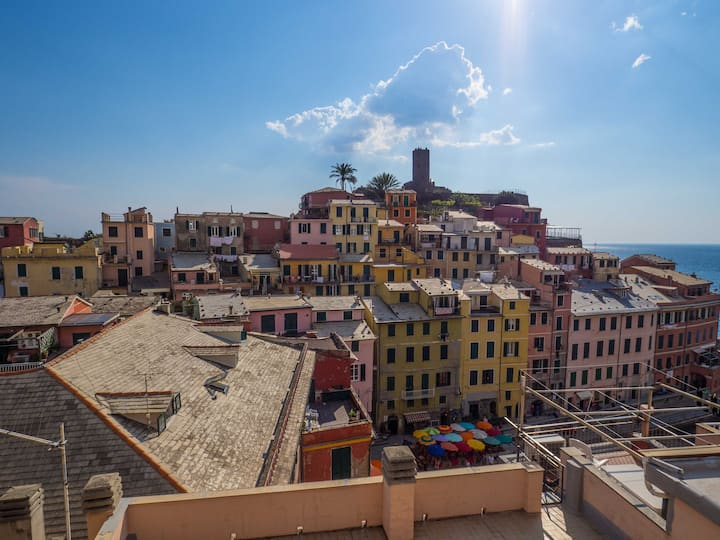 La Torretta dei Merli with Views
