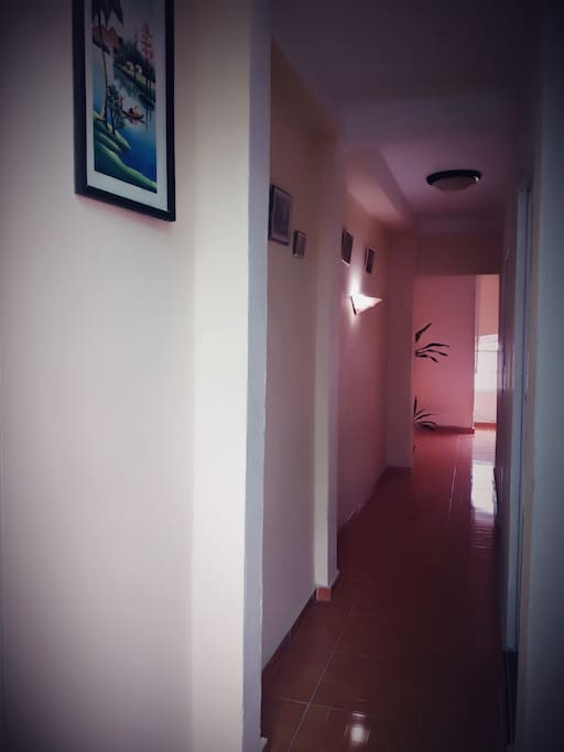 Pasillo de entrada/ Entry hall