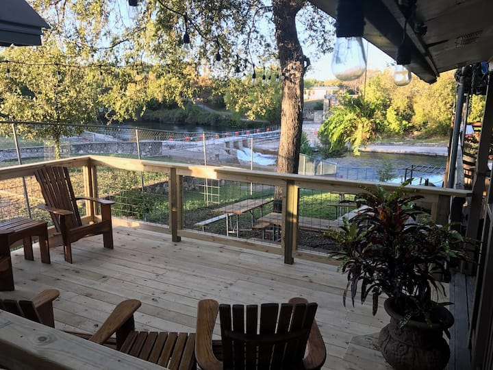 Comal River Tiny House Layla