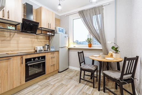 Cute Apartments in Moscow