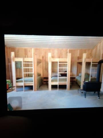 TB Huntin farm - Salem - Nature lodge