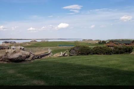 Condo on Bayside Golf Course at Lake McConaughy