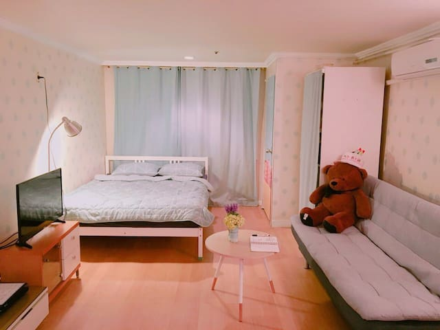OPEN#Haeundae 5mins!해운대바다 도보5분