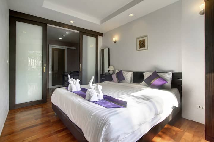 Modern 2 Bedroom near Patong beach