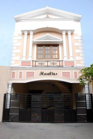 HanVas at Srirangam