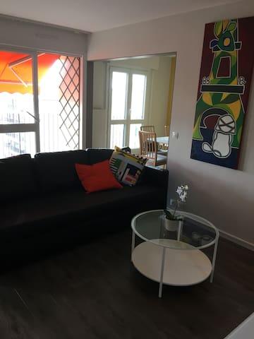 Appartement 5 pièces, à louer minimum 5 jours