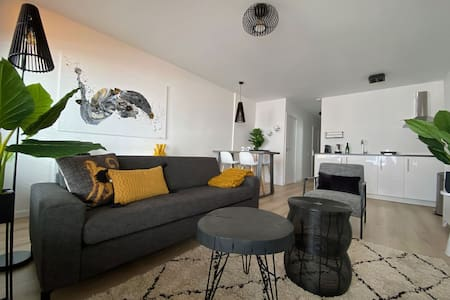 Appartment Breda city centre 70m2