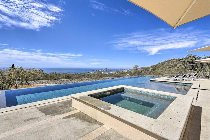 NEW! Modern Oasis w/ Infinity Pool Access + Views!