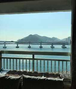 Best view to Gwanganli Beach,Busan - Gwanganli - อพาร์ทเมนท์