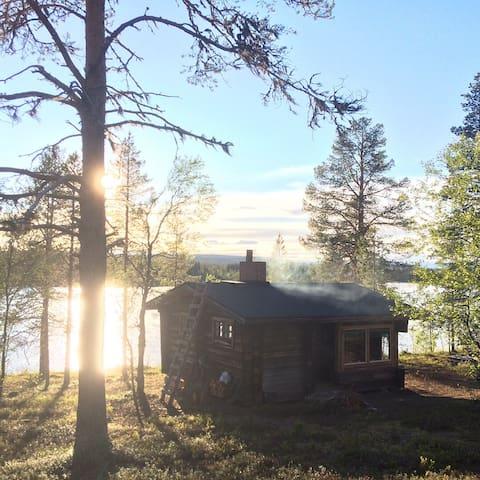 mökki The cabin
