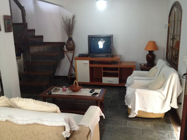 Chalé da Vó Vina em Jaconé