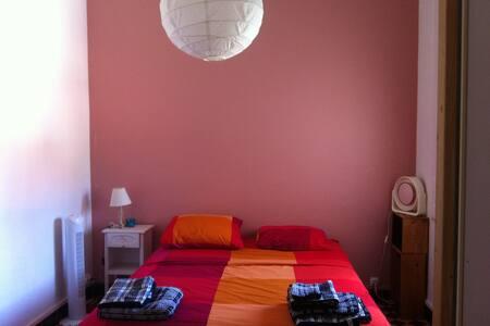 Chambre cosy à Perpignan.