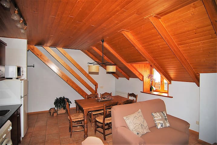 Ca de Badia, apartament rural a Taüll - Taüll - Appartement