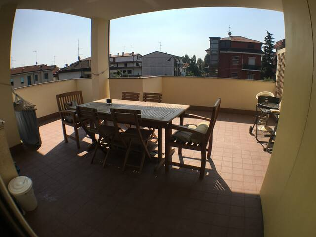 NEW APARTMENT WITH BALCONY - Segrate