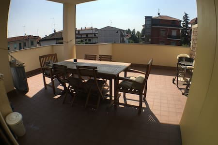 NEW APARTMENT WITH BALCONY - Segrate - Apartment