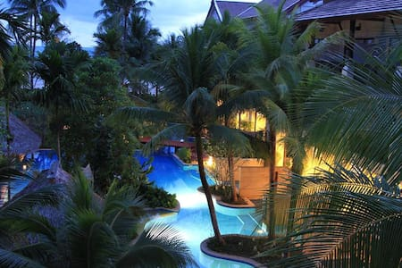 Superior room @APSARA BeachFront Resort&Villa - Takua Pa District - Bed & Breakfast