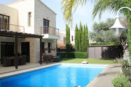 Villa with Private Pool and Big Garden.