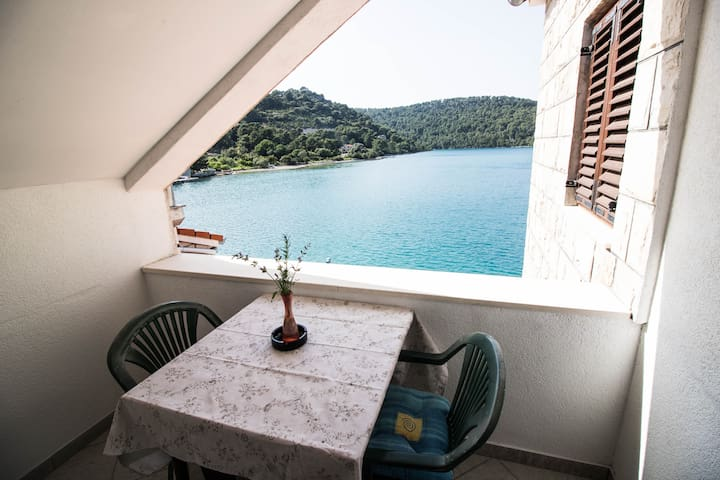 Aloha Mljet, apartment TWO for 2p