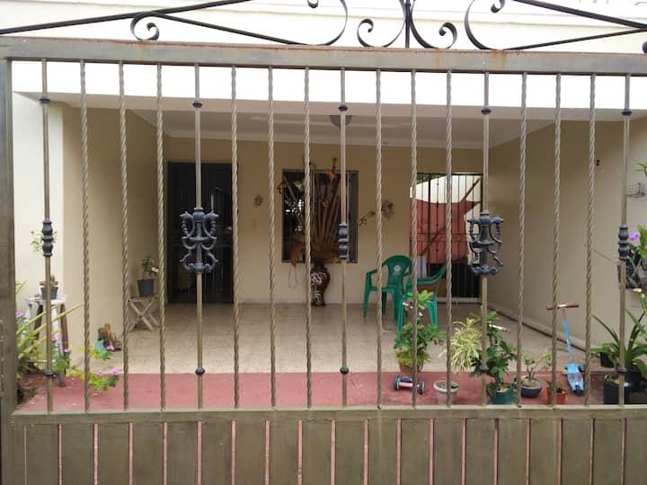 Una hermosa casa en Santo Domingo.