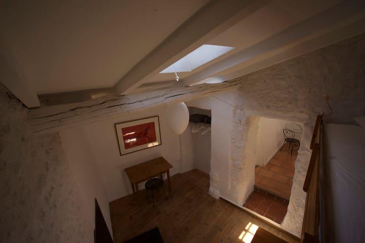 Charmant cabanon à la campagne - Le Puy-Sainte-Réparade - Apartment