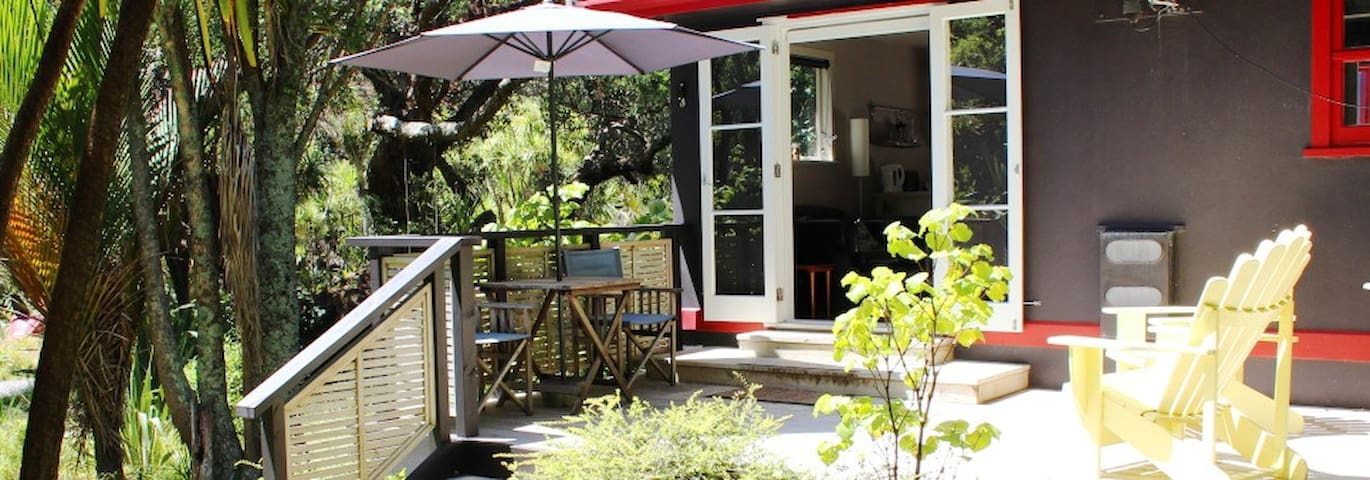 Tui Cottage : Just perfect for 2 - Piha - Apartment