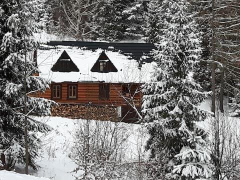 """Bacówka"" in the heart of the mountain."