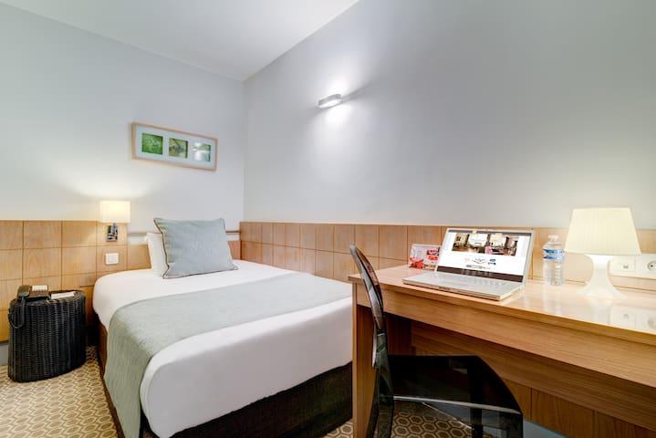 Hôtel Caumartin Opéra*** Single STD - PDJ Offert