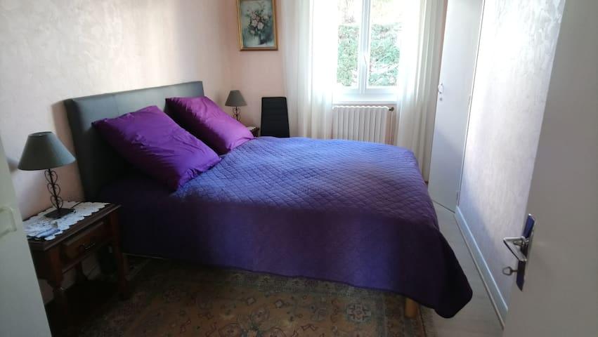 appartement 55m2 tout confort avec grande terrasse